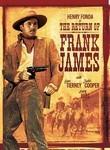 The Return of Frank James (1940) box art