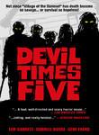 Devil Times Five poster