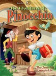 Adventures of Pinocchio (1996) poster