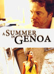Summer in Genoa (Genova) poster