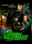 The Green Hornet box art