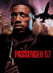 Passenger 57 (1992) Box Art