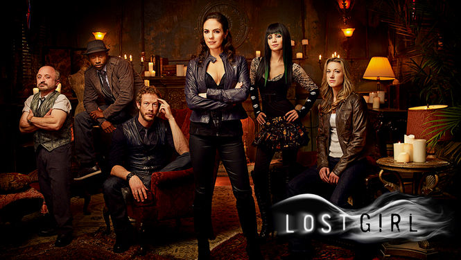 Rent Lost Girl on DVD